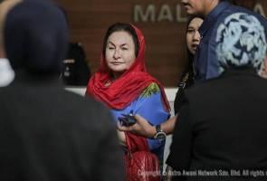 Selepas Najib, Rosmah pula didakwa?