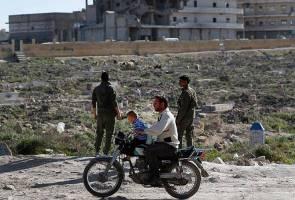 Ribuan pelarian Syria pulang ke rumah