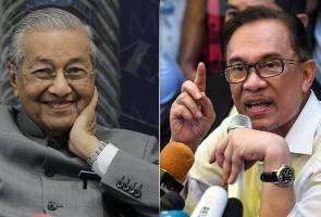 Saya sudah telefon Tun M maklum Port Dickson pilihan saya - Anwar Ibrahim
