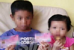 Nama pelik dua beradik Durry Yan dan Nur Rambutt'an jadi perhatian
