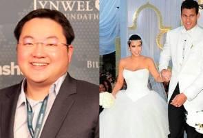 Jho Low hadiahkan Kim Kardashian Ferrari bernilai RM1.3 juta