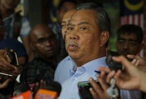 Keputusan Tok Pa keluar UMNO tidak memeranjatkan – Muhyiddin