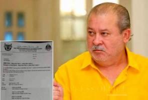 Sultan Johor murka anggota majlis guna bahasa Cina dalam surat rasmi