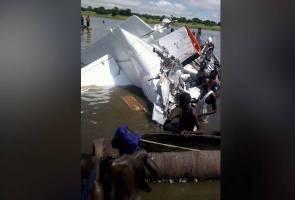Nahas pesawat di Sudan, 20 maut