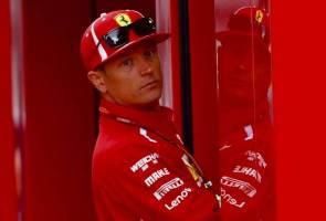 F1: Raikkonen tinggalkan Ferrari, Leclerc jadi pengganti