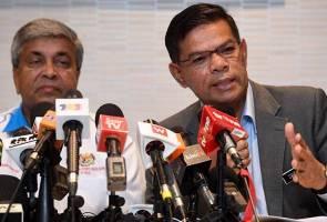 Kosongkan kerusi bukan khianat, tetapi curi wang rakyat itu khianat - Saifuddin Nasution