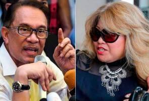 Jangan undi Anwar! – Siti Kasim
