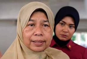Pemilihan PKR: Zuraida dakwa wujud tangan ghaib
