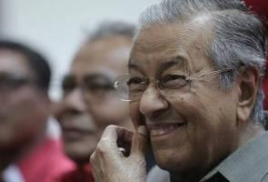 Digelar pencuri pun masih tiada rasa malu – Tun Mahathir