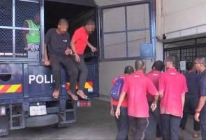 10 pelajar lelaki lari asrama sekolah akhlak direman tiga hari