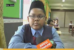 UPSR: 'Saya tawakal, berdoa dapat 6A demi arwah ibu dan ayah'