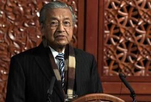 Pesalah rasuah harus dihukum, kata Dr Mahathir