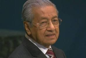 Hanya perlu 2 kuasa veto, disokong 3 Majlis Keselamatan PBB - Tun M