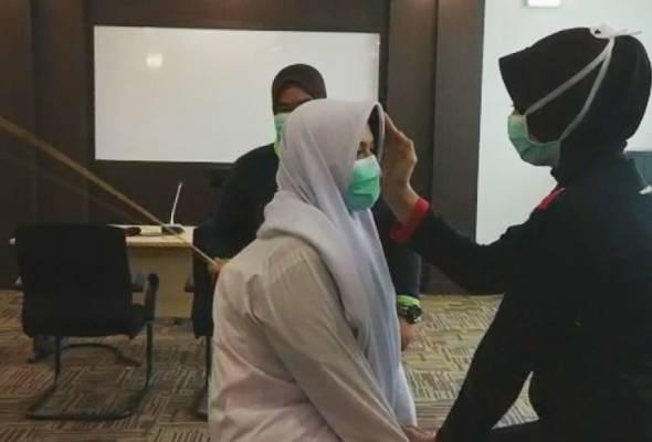 Jabatan Penjara Malaysia tampil bersama Astro AWANI untuk memperjelaskan kaedah pelaksanaan hukuman sebatan membabitkan pesalah syariah.