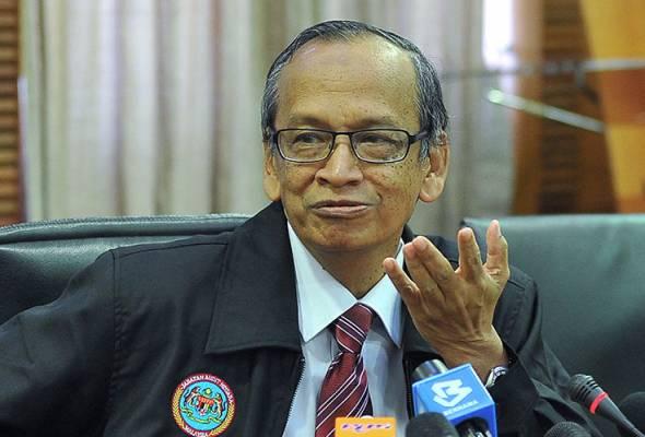 PAC tangguh prosiding Ambrin buang berkenaan 1MDB