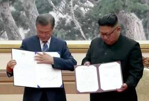 Korea Utara akan undang pakar asing untuk lupus tapak peluru berpandu
