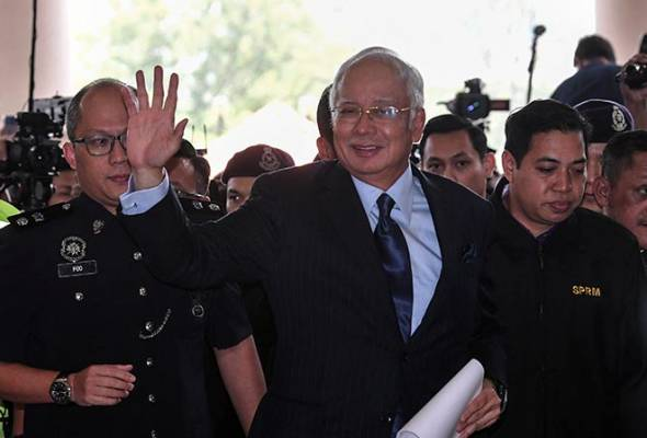 'Saya bukan pencuri, saya hendak keadilan'- Najib