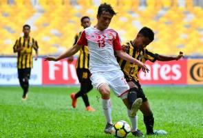 Malaysia bermula langkah kanan, belasah Tajikistan 6-2