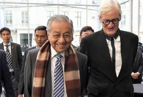 Pereka tersohor berminat bawa pelaburan baharu ke Malaysia