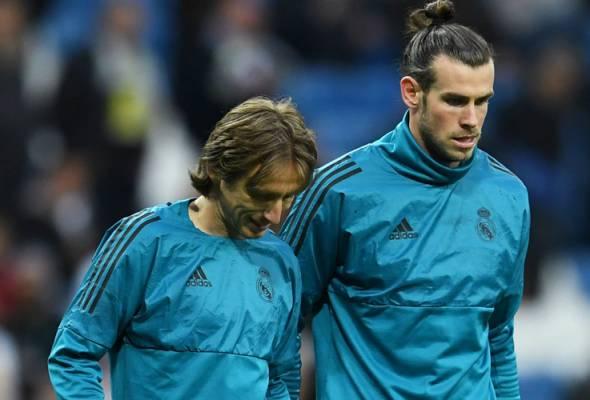 Bale sanjung keupayaan Modric selepas muncul Pemain Terbaik FIFA