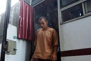 Sembilan lelaki terlibat plot pengeboman di Bangkok dihukum penjara
