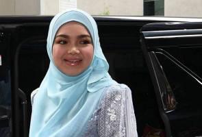 Siti Nurhaliza mahu dana untuk anak seni diwujudkan