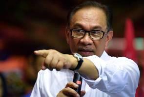 TIDAK RASMI: Anwar kembali ke parlimen