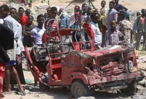 Letupan bom kenderaan, enam terbunuh di Mogadishu