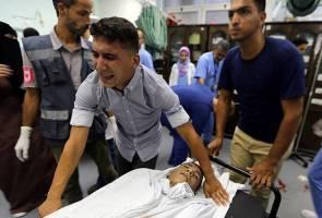Remaja Palestin ditembak mati di sempadan Gaza