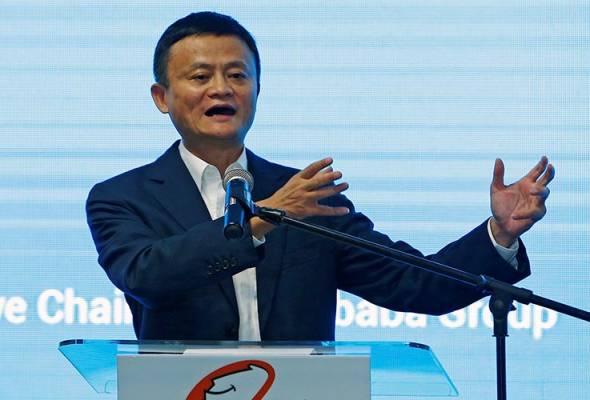 Yayasan Jack Ma dan Alibaba umum sumbangan kepada empat negara Asia Tenggara