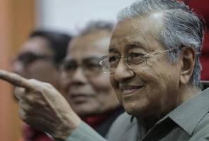 Hubungan saya dan Anwar baik-baik sahaja - Tun Mahathir