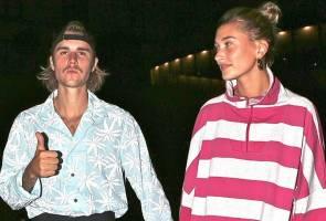 Justin Bieber, Hailey Baldwin dah berkahwin?