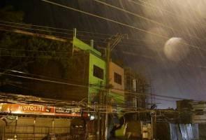 Taufan Mangkhut: 14 maut di Filipina
