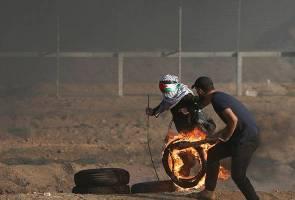 2 Palestin terbunuh dalam serangan udara Israel di Gaza