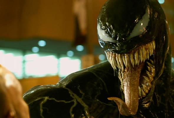 Rating buruk tidak mempengaruhi kutipan pecah panggung filem Venom pada minggu pembukaan.