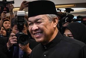 UMNO not lobbying for DPM post - Zahid Hamidi