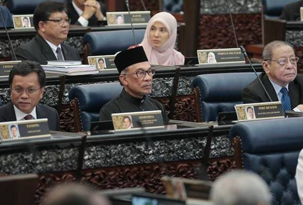 Pengalaman dan kredibiliti Datuk Seri Anwar Ibrahim akan dapat dimanfaatkan untuk membantu Ahli Parlimen lain.