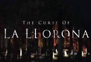 Lagenda La Llorona temui peminat filem seram April 2019