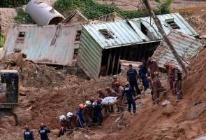Tanah runtuh Bukit Kukus: Kontraktor syarikat pembinaan didenda RM22,000