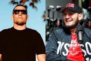 MMA: 'Saya lawan Khabib sajalah nanti' - Nate Diaz