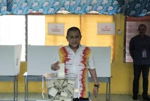PRK Port Dickson: Saya dah menang lima undi - Mohd Isa