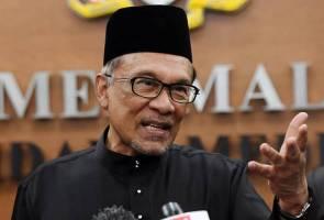 Selepas angkat sumpah, Anwar rencana reformasi Parlimen