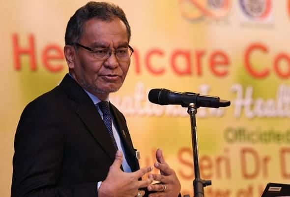 Inovasi penjagaan kesihatan penting, bukan perkara baharu - Dr Dzulkefly