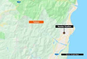 Gempa 6.0 magnitud landa Taiwan