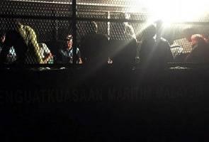 APMM patahkan cubaan bawa keluar PATI dari Malaysia