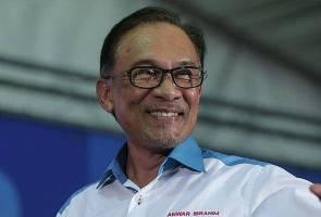Anwar selangkah bakal Perdana Menteri kelapan