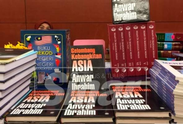 Buku 'Gelombang Kebangkitan Asia' terbitan Dewan Bahasa dan Pustaka itu sudah lebih dua dekad tersimpan dalam stor.