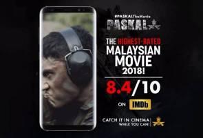 'Paskal' diiktiraf filem Malaysia 2018 paling tinggi terima rating IMDb
