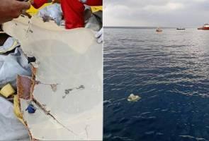 Kronologi insiden pesawat terhempas di Indonesia