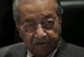 Pengiktirafan UEC jangan dibuat sewenang-wenangnya - Tun Mahathir